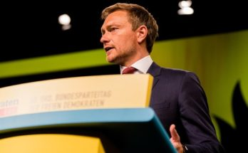 FDP VW Christian Lindner
